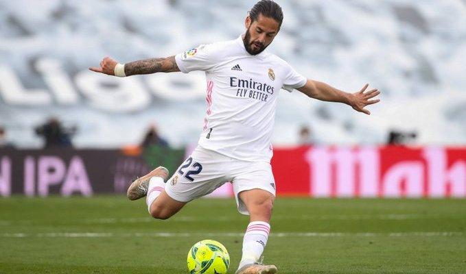 ريال مدريد يطرح احد لاعبيه للبيع