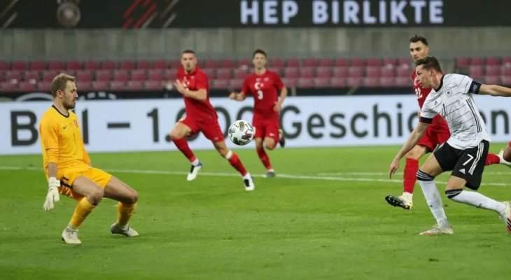 موجز الصباح :تعادل المانيا، خسارة هولندا، سداسية لايطاليا وديوكوفيتش الى نصف نهائي رولان غاروس