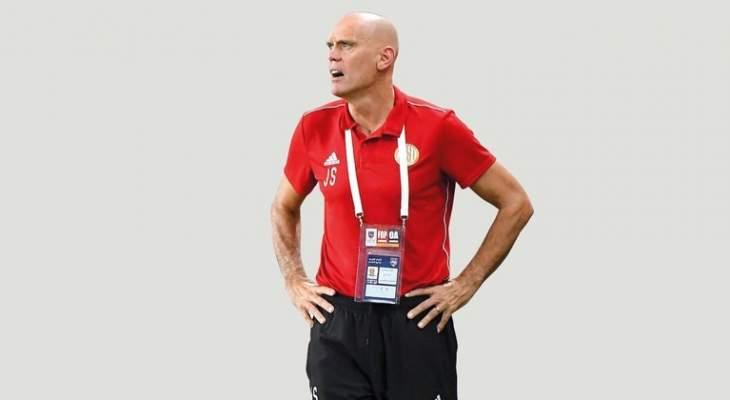ستريبل : افضل منح فرصة لجميع لاعبي الجزيرة للعب والمشاركة
