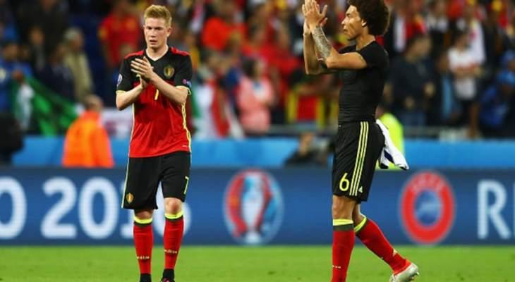 ويلموتس : دي بروين كان يُعاني من التعب أمام إيطاليا