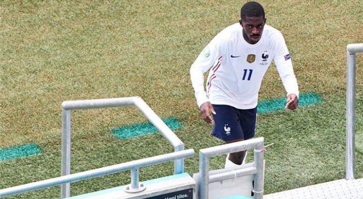 ديمبيلي: حان الوقت لمغادرتي منتخب فرنسا لكن سأعود أقوى