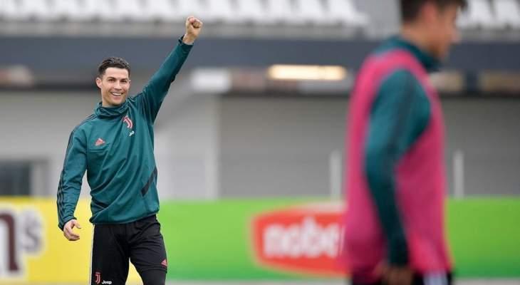 رونالدو يتوعد ميسي: المنافسة بدأت للتو