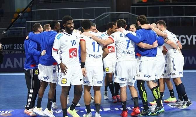 مونديال اليد: فرنسا تكمل عقد المتأهلين إلى نصف النهائي بفوز صعب على المجر
