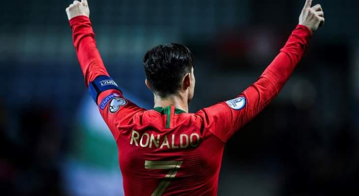 تصفيات كأس أوروبا: رونالدو الآتي الى لوكسمبورغ بهدف ثلاثي