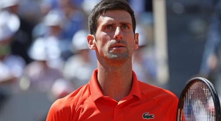 ديوكوفيتش في الصدارة وخاتشانوف يدخل بين افضل 10 في التصنيف العالمي لمحترفي كرة المضرب