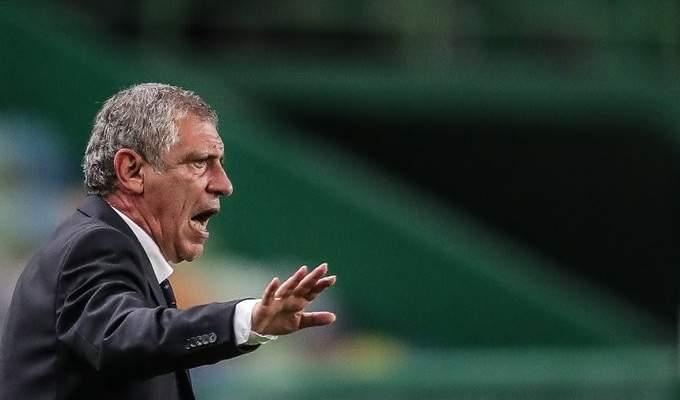 مدرب البرتغال: رونالدو لم يكن معنا حين تعرض للاصابة بالفيروس