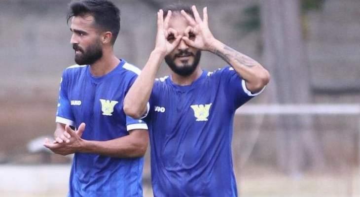 خاص- القاضي بعد فوز الصفاء على طرابلس: الهدف الذي سجلته سيمنحني المزيد من المعنويات