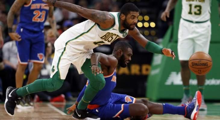 NBA: بورتلاند تفوق على فينيكس وبوسطن يسجل انتصاره الرابع على التوالي