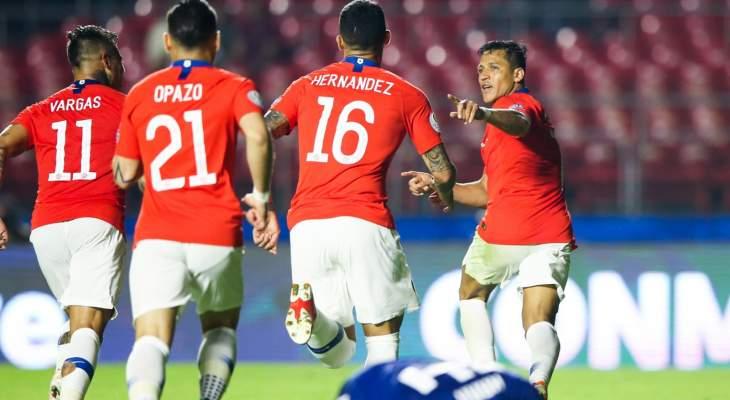 موجز الصباح: تشيلي تفوز بسهولة على اليابان، يوفنتوس يريد استعادة بوغبا واصابات في احتفالات تورنتو