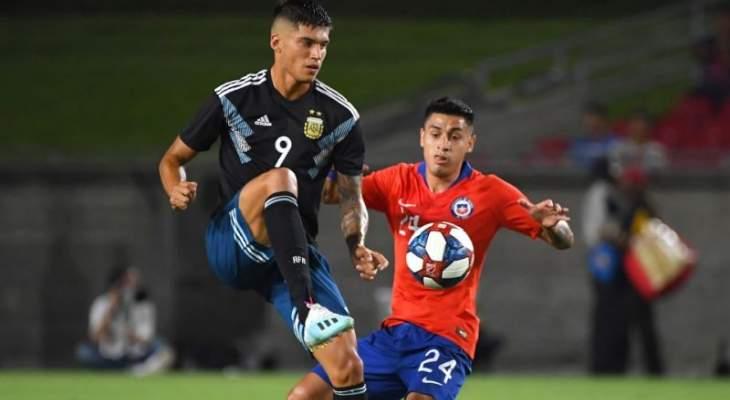 الارجنتين تتعادل سلبياً مع التشيلي والبيرو تسقط امام الاكوادور ودياً