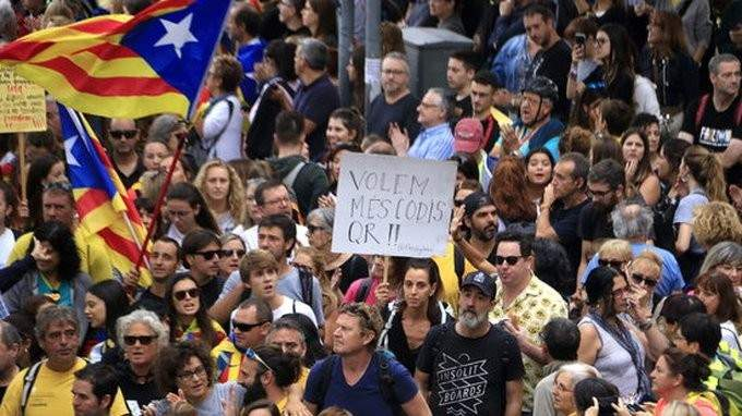 الحركة الانفصالية الكتالونية تصدر بيان رسمي حول الكلاسيكو