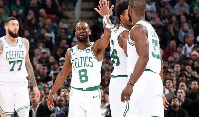 NBA: بوسطن يتخطى واشنطن ليسجل انتصاره التاسع على التوالي