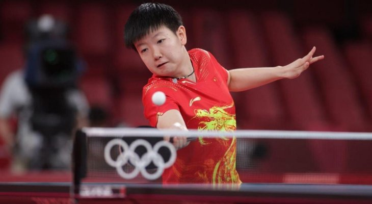 اولمبياد طوكيو: نهائي نسائي صيني في كرة الطاولة
