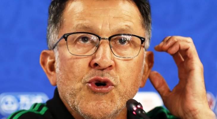 مدرب باراغواي يقدم استقالته لاسباب شخصية