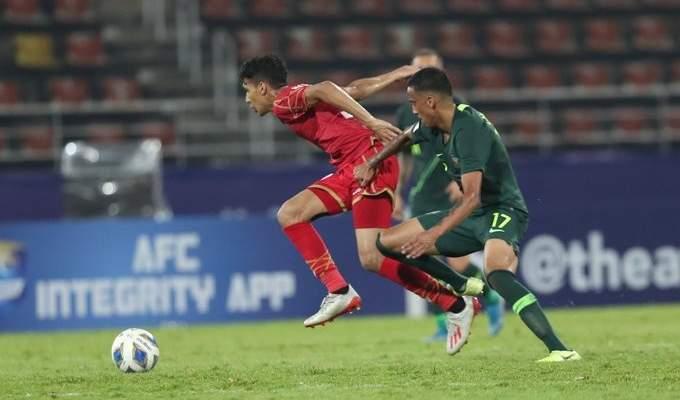 كأس آسيا تحت 23 سنة: العراق يودّع المسابقة بتعادله أمام تايلاند