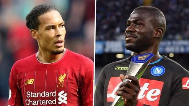 هل يمكنك أن تتخيل فان دايك وكوليبالي يلعبان معاً في ليفربول