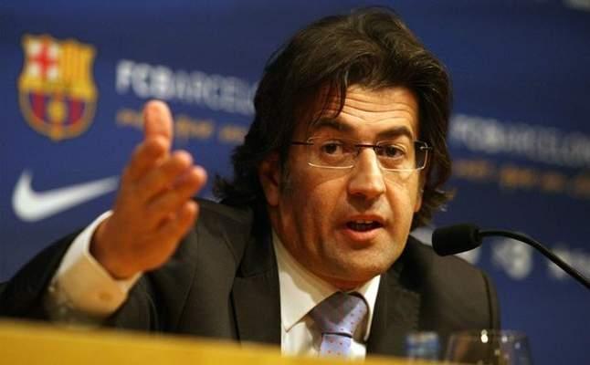 فريتشا يترشح لرئاسة برشلونة