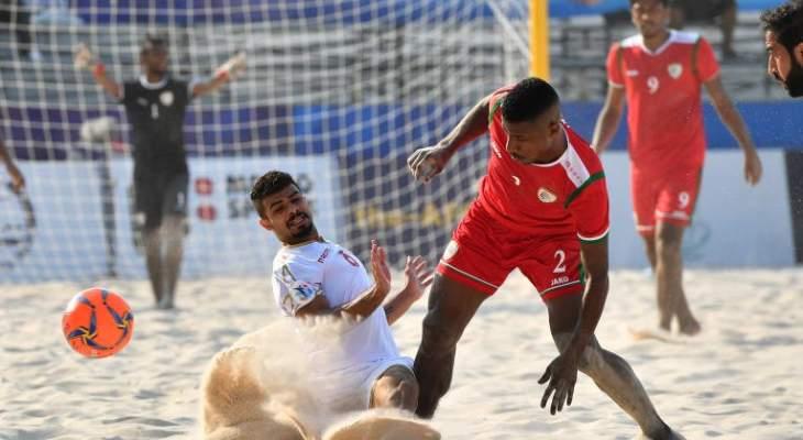 مدرب البحرين : خضنا مباراة صعبة امام خصم قوي