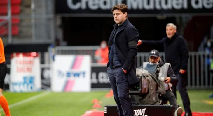 بوتشيتينو: خضنا مباراة صعبة