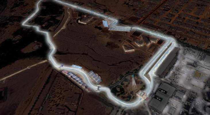 سباق الفورمولا إي في السعودية سيقام في الليل