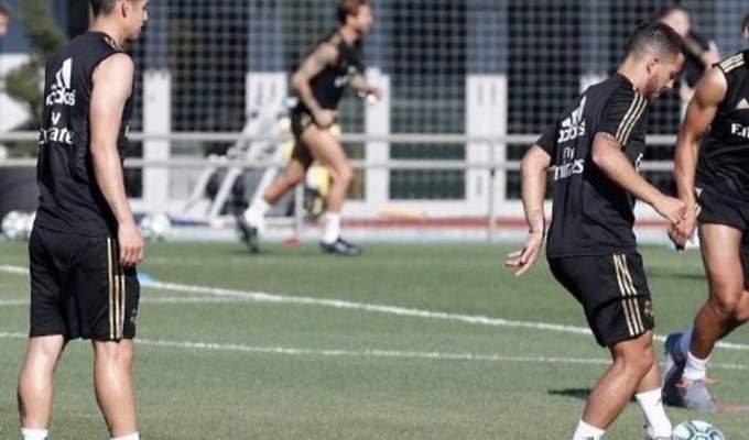 راموس يواصل غيابه عن تدريبات ريال مدريد