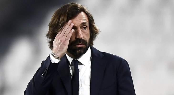 يوفنتوس يحسم مستقبل بيرلو بعد الهزيمة أمام ميلان