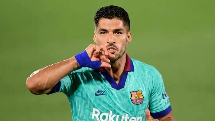 سواريز: اللحاق بـ ريال مدريد أمر مستحيل