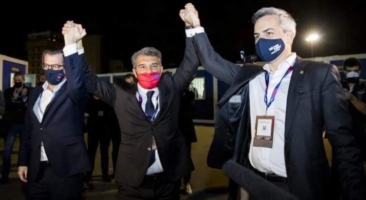 اول تصريح للابورتا بعد فوزه بالانتخابات