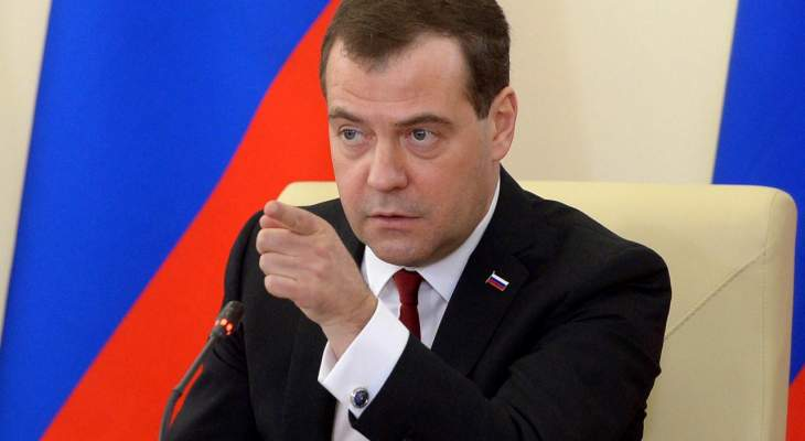 رئيس الوزراء الروسي: هناك مشكلة منشطات في روسيا