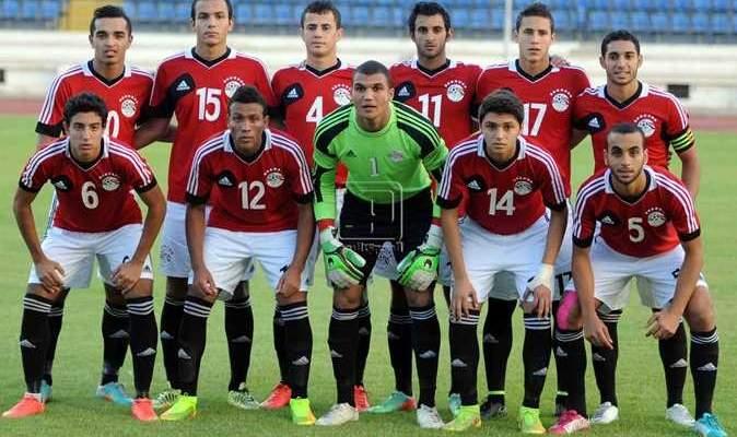 منتخب مصر للشباب يحرز برونزية دورة كوسافا الودية