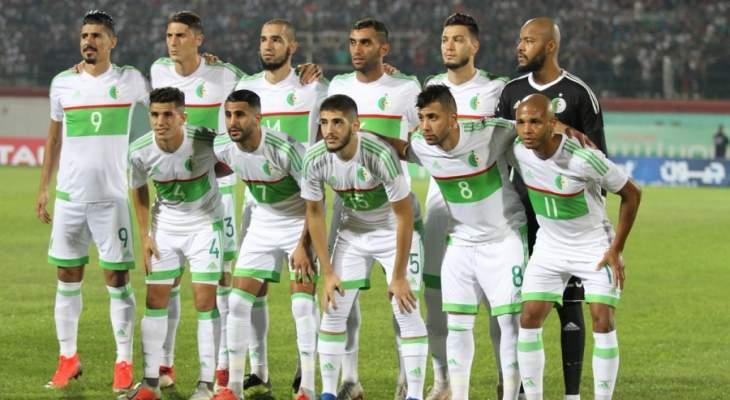 تغييرات مهمة على قائمة منتخب الجزائر لمواجهة توغو