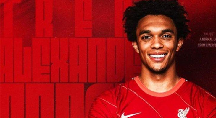ليفربول يمدد عقد ألكسندر أرنولد حتى 2025