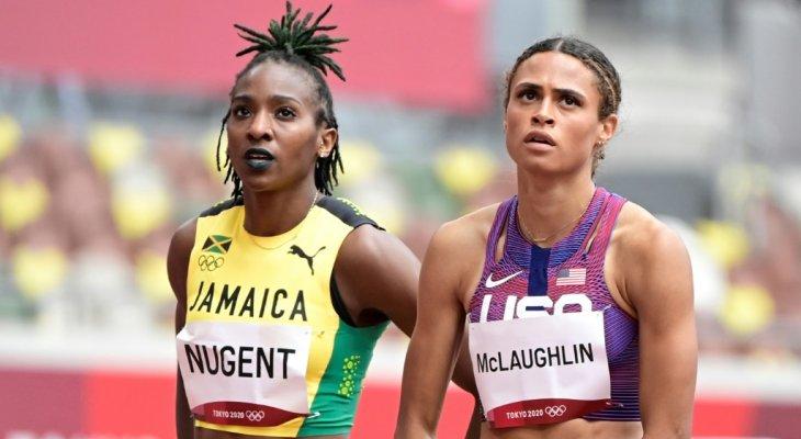 أولمبياد طوكيو-قوى: ماكلافلين ومحمد نحو معركة في سباق الحواجز