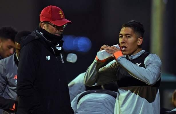 فيرمينو ينفي نيته الرحيل عن ليفربول