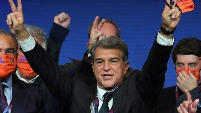 بعد فوز لابورتا.. برشلونة يستهدف صفقتين من العيار الثقيل