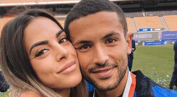 الايطالي سينسي يعوّض غيابه عن يورو 2020 مع صديقته