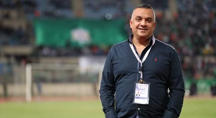 خاص: بلال فراج يتحدث عن تحضيرات الانصار لنهائي الكأس وعن الموسم الفائت
