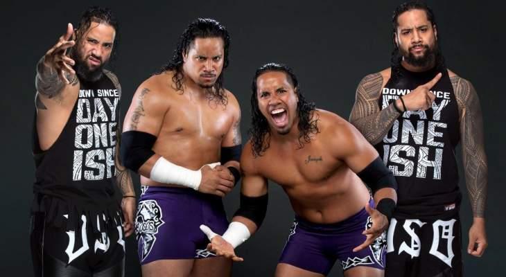 نجوم WWE  بين الامس واليوم