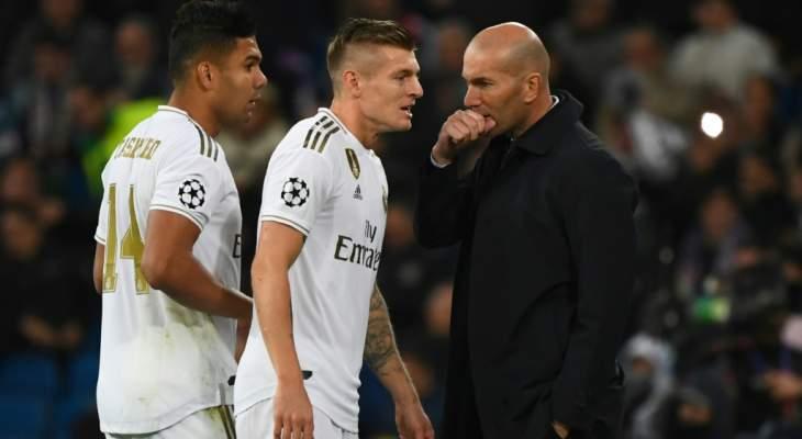 كروس يحث ريال مدريد لتعويض بدايته المخيبة