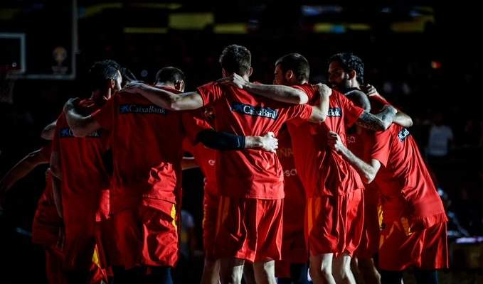اسبانيا بطلة العالم لكرة السلة لعام 2019