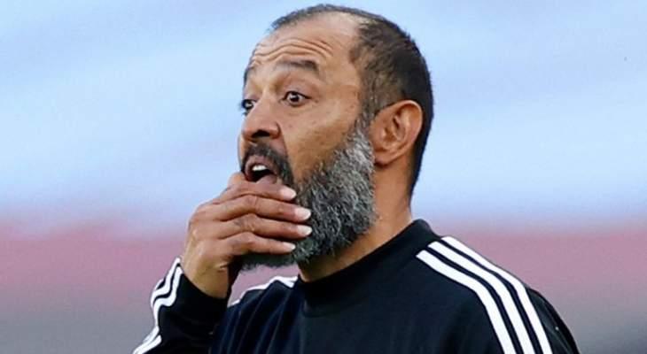 سانتو: لم نفكر بالتأهل إلى دوري الأبطال
