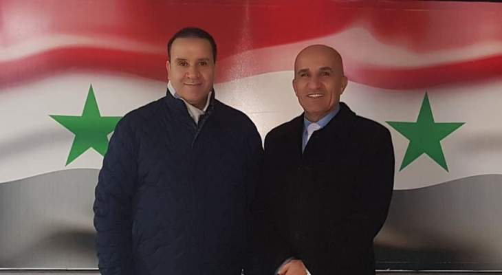 نبيل معلول يكشف هدفه مع المنتخب السوري