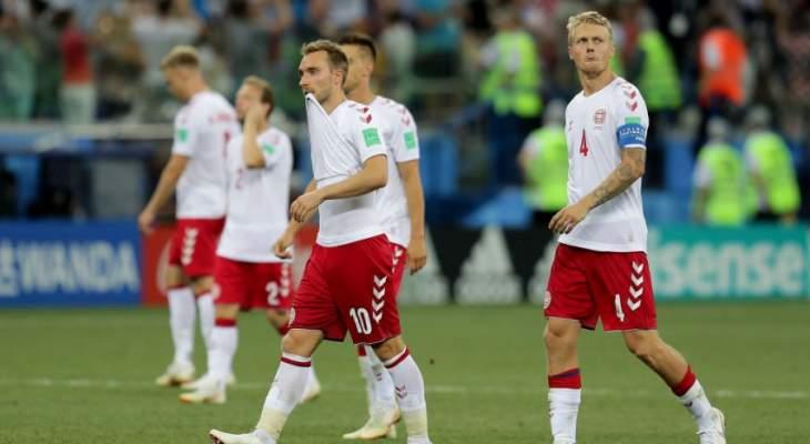 بلاغ من الاتحاد الدنماركي بعد تعرض لاعبه لتهديد بالقتل