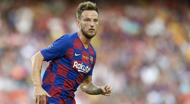 برشلونة يرفض عرضا لضم راكيتيتش
