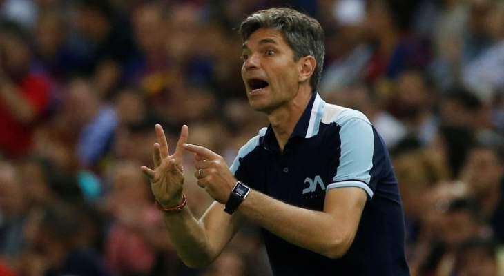 ليغانيس يقيل مدربه الأرجنتيني بسبب سوء النتائج