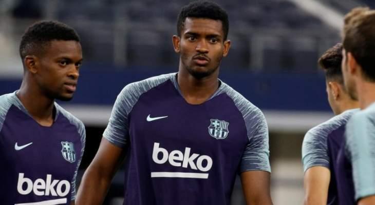 برشلونة يجدد عقد لاعبه البرازيلي ويفكر بإعارته