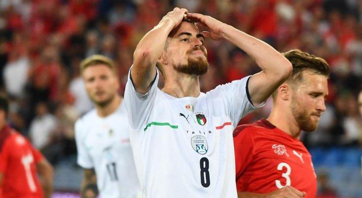 ركلتا جزاء مستحقتان لإيطاليا وإنكلترا وتدخل تقنية الفيديو في مباراة إسبانيا
