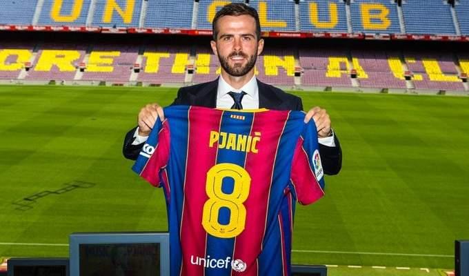 ابرز تصريحات بيانيتش بعد توقيعه على عقده مع برشلونة
