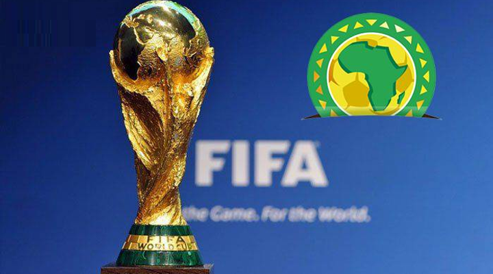 فيفا يؤجل تصفيات إفريقيا المؤهلة لكأس العالم 2022