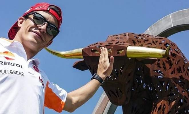 مارك ماركيز يروّض الثور النمساوي